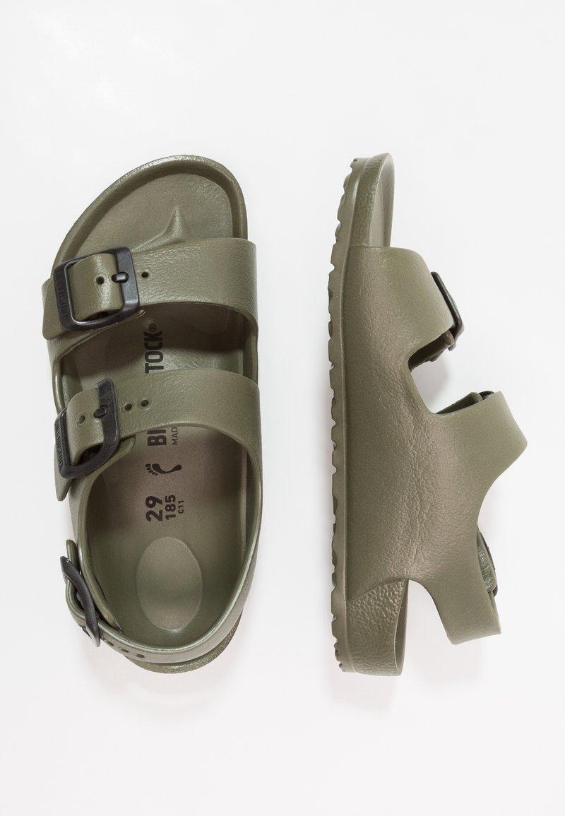 Birkenstock - MILANO KIDS - Sandały kąpielowe - khaki