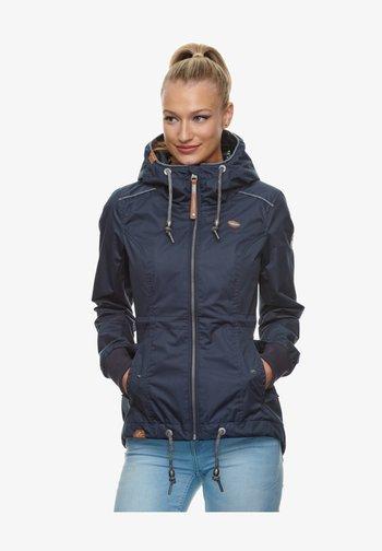 DANKA - Light jacket - indigo