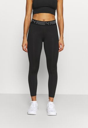 TRAIN ELASTIC 7/8 - Legging - black