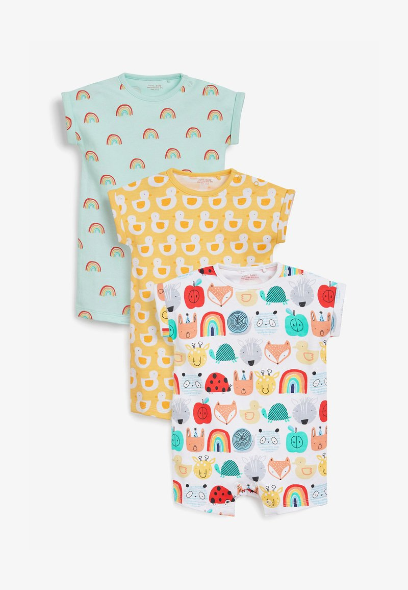 Next - 3 PACK  - Jumpsuit - yellow