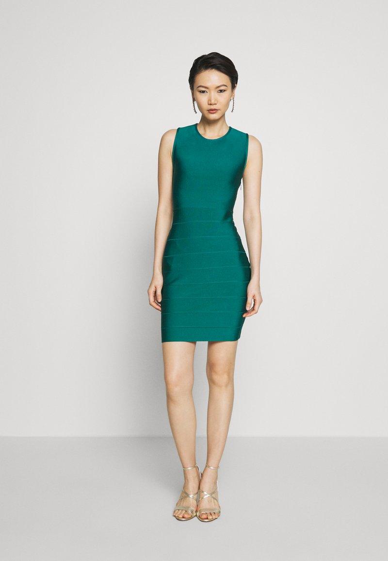 Hervé Léger - NEW ICON DRESS - Shift dress - capri