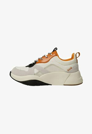 Sneakers laag - hvit