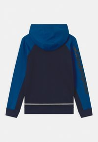Automobili Lamborghini Kidswear - COLOR BLOCK HOODED - Sweatshirt - blue hera - 1