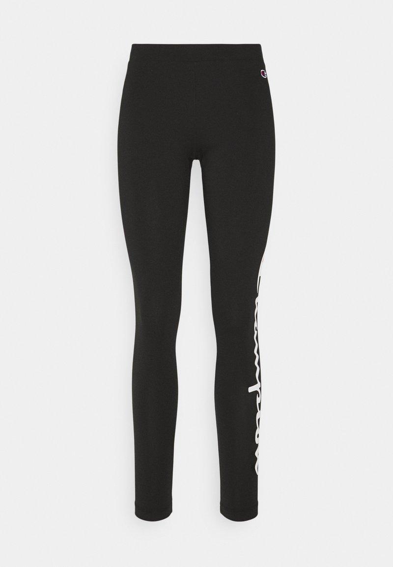 Champion Rochester - Leggings - Trousers - black