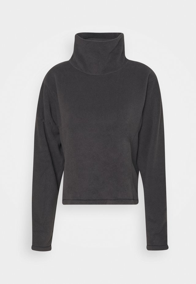 Fleece jumper - coal