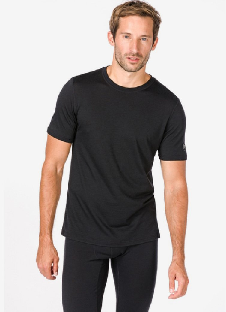 super.natural - Sports shirt - black