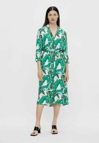 Object - Shirt dress - gardenia - 0