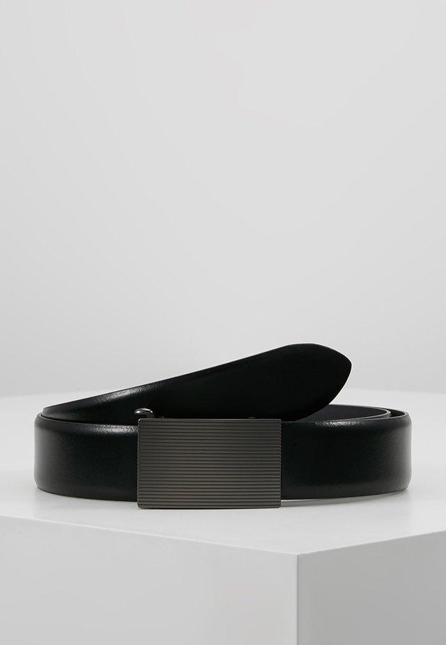 BELTS - Ceinture - schwarz