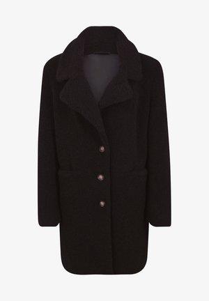 Manteau classique - black out