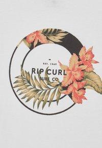 Rip Curl - FILIGREE UNISEX - Print T-shirt - white - 2