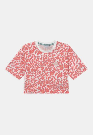 PRISHA - Camiseta estampada - tea rose