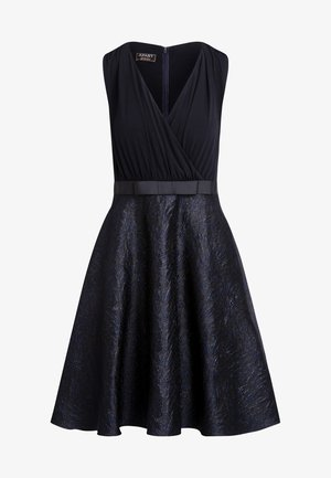 Vestido de cóctel - nachtblau