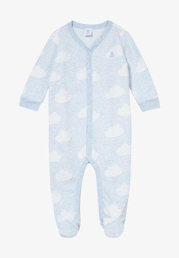 ICON  - Pyjamas - blue heather