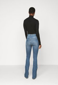 Dr.Denim Tall - MOXY - Flared jeans - eastcoast blue - 2