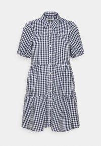 Abercrombie & Fitch - SHIRTDRESS - Sukienka koszulowa - blue - 4