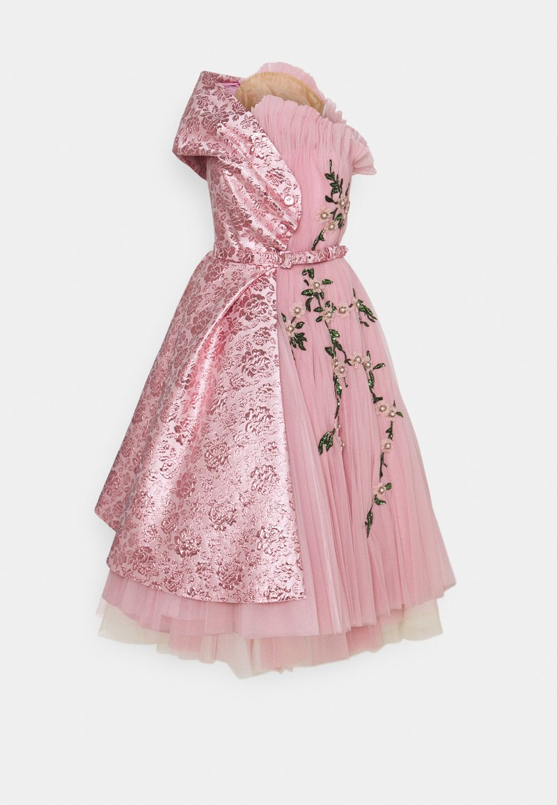 MOSCHINO - DRESS - Společenské šaty - pink