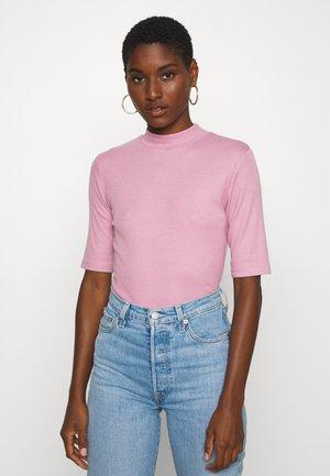 KROWN - T-shirt basic - dusty rose