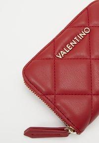 Valentino Bags - OCARINA - Peněženka - rosso - 3