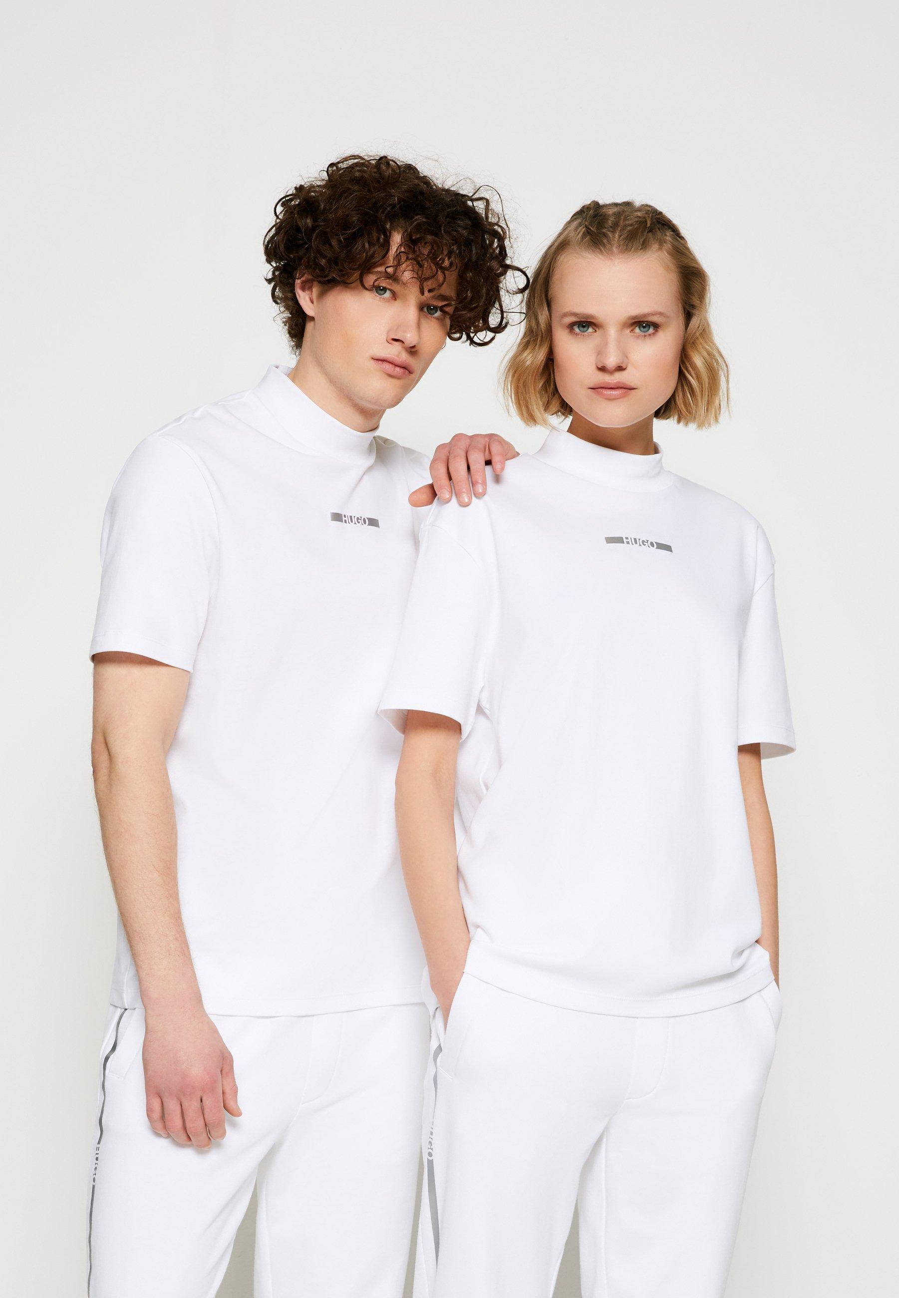 Homme DAKAYO METALLIC UNISEX - T-shirt imprimé