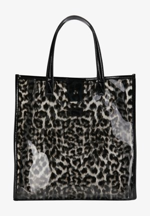 Tote bag - black/off-white