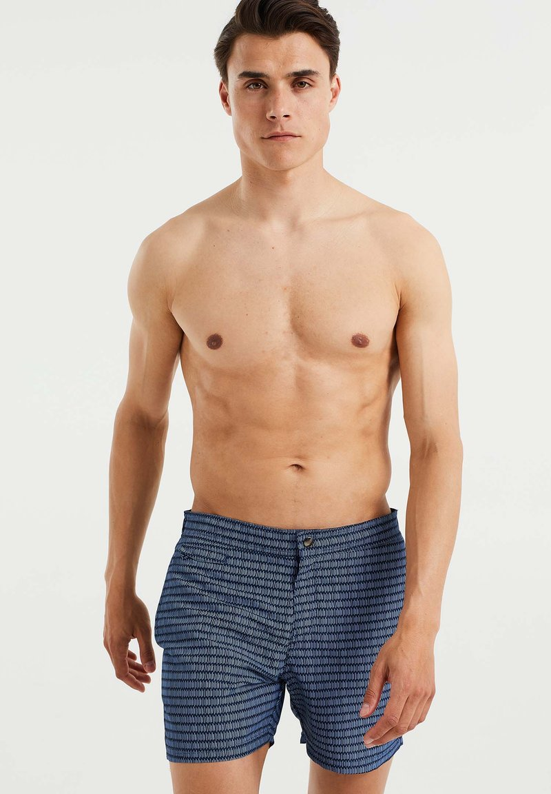 WE Fashion - Swimming shorts - blue