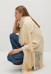 Mango - PONY - Summer jacket - ecru - 4