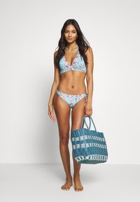 Esprit - BILGOLA BEACH BRIEF - Bikini bottoms - turquoise - 1