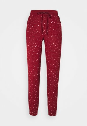 JOGGER - Pyjama bottoms - red delicious