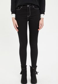 DeFacto - ANNA  - Jeans Skinny Fit - black - 0