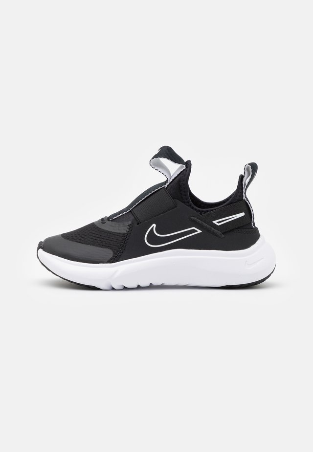 FLEX PLUS UNISEX - Neutral running shoes - black/white