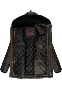 Navahoo - LUAAN - Winter coat - dark grey - 4