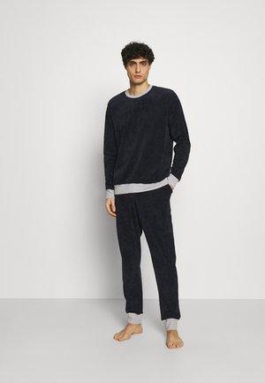 Pyjamas - dunkelblau