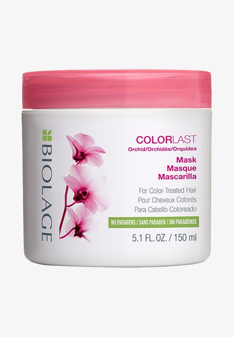 Biolage - COLORLAST MASKE - Hair mask - -