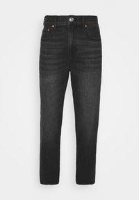 BOYFRIEND - Relaxed fit jeans - black