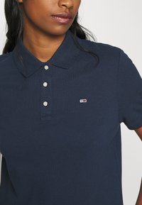 Tommy Jeans - Polo shirt - blue - 5
