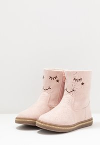 Friboo - Classic ankle boots - light pink - 3