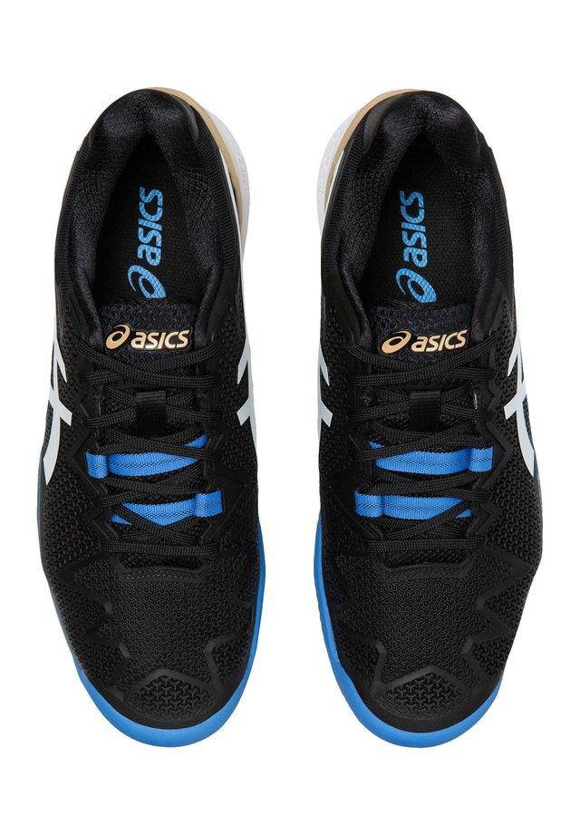 Sneakersy niskie - blau (296)