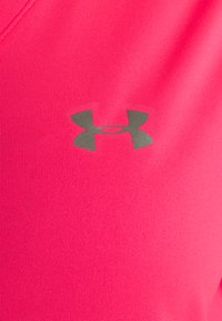 Under Armour - TECH - T-shirt basic - cerise - 2