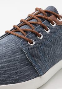 Pier One - UNISEX - Trainers - blue - 5