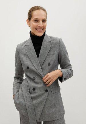 MILAN - Short coat - gris