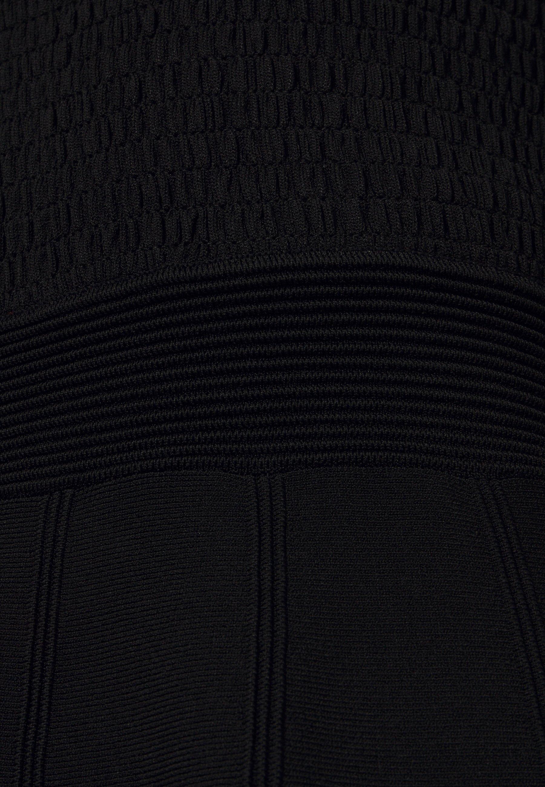 sandro Freizeitkleid noir/schwarz