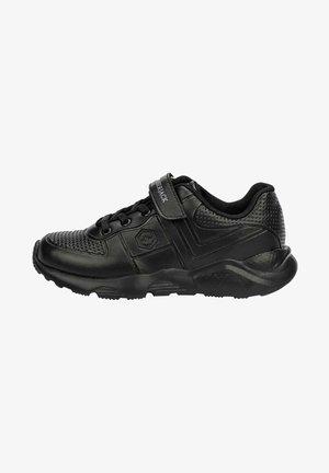 PRESCHOOL  WILEY - Sneakers laag - black