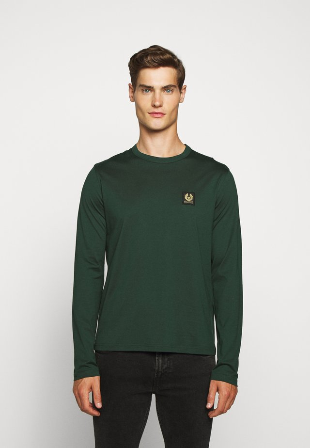 LONG SLEEVED  - T-shirt à manches longues - pine
