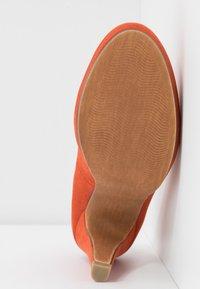 Marco Tozzi - High heels - terracotta - 6