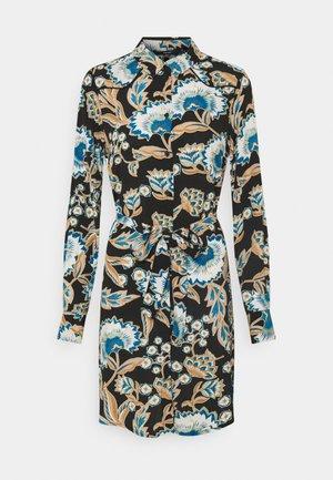 VMLOLA SHORT DRESS  - Abito a camicia - black