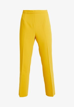 PETRO - Trousers - golden yellow