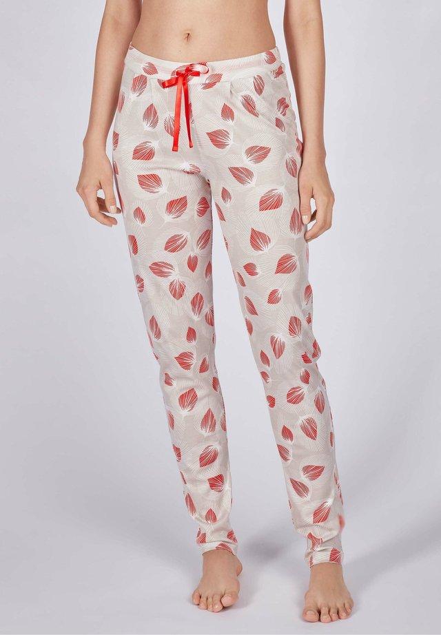 VIVID SUMMER - Pyjama bottoms - exotic flowers