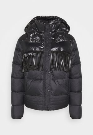 ALYA PUFFER JACKET - Down jacket - black