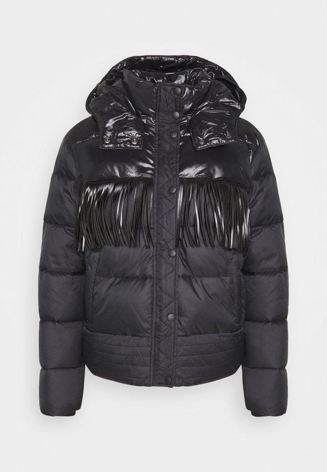 ALYA PUFFER JACKET - Down jacket - black