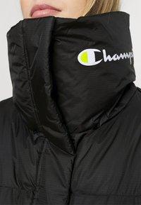 Champion - JACKET ROCHESTER - Winter jacket - black - 7